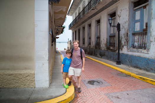 Best Travel Year - Panama - In the Casco Viejo neighborhood of Panama City.