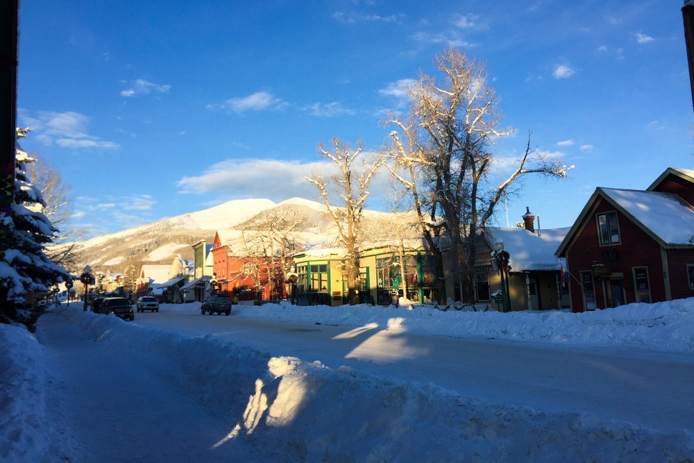 Morning photography: Crested Butte, Colorado