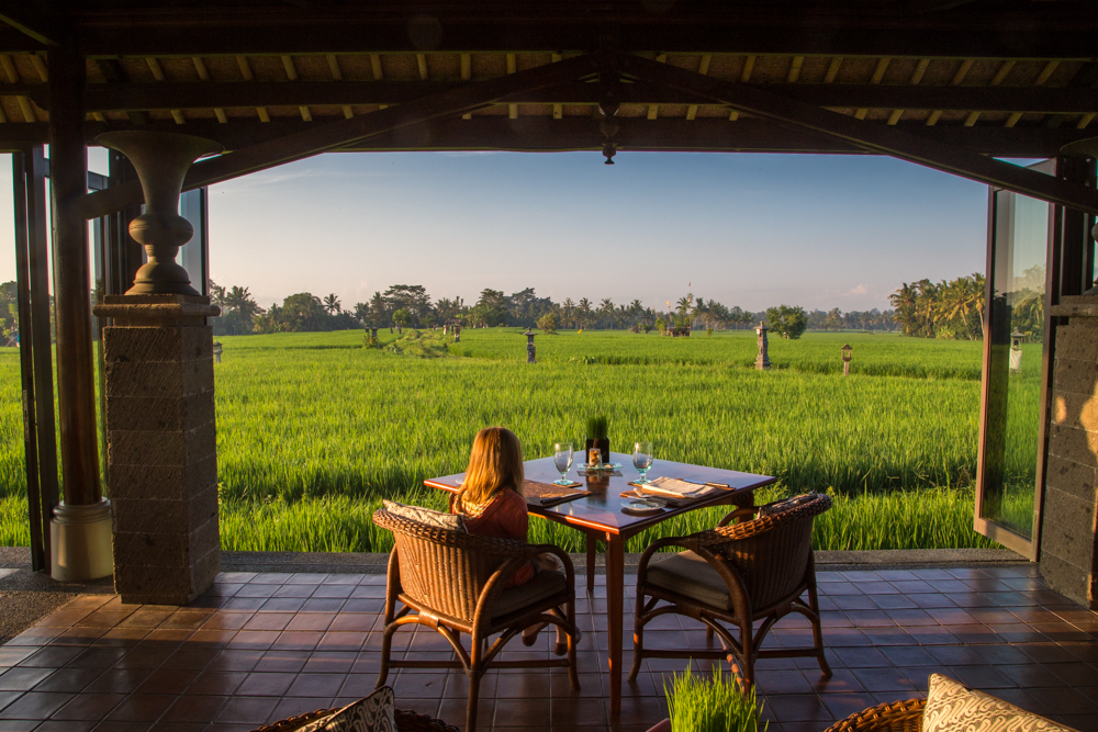 Best of Travel: Breakfast at the Chedi Club Tanah Gajah