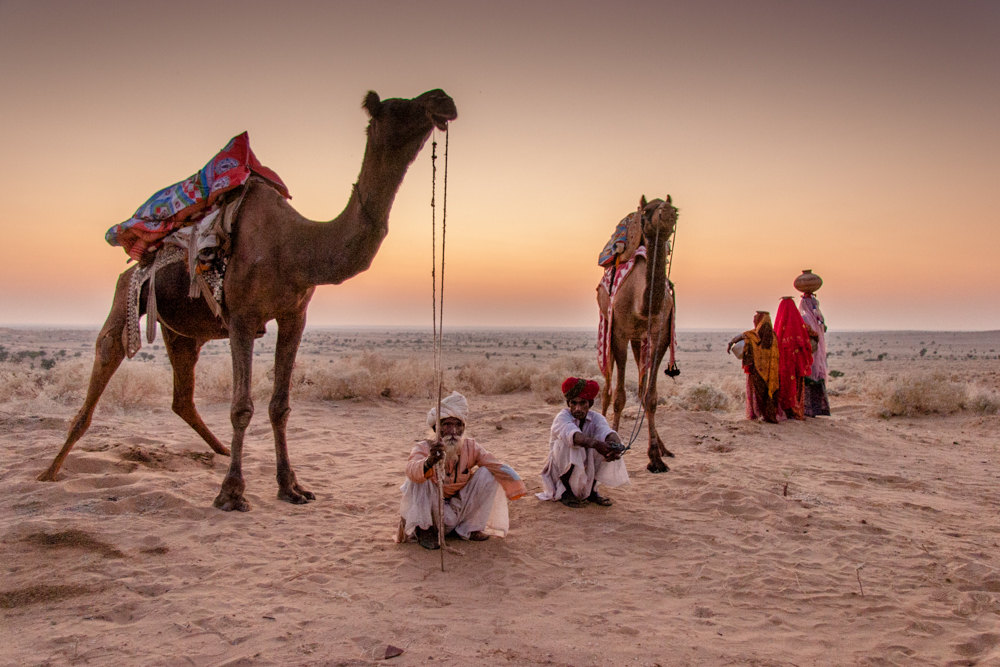 Places to see in India: In the Thar Desert
