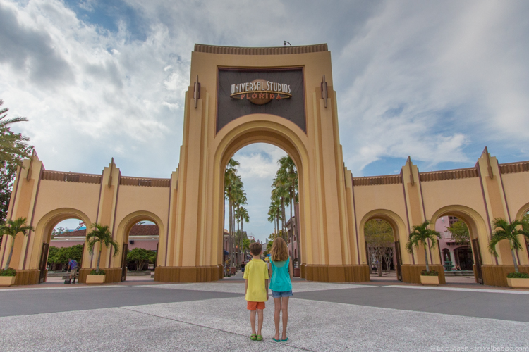 Universal Orlando vs. Disney World - Ready for another fun day