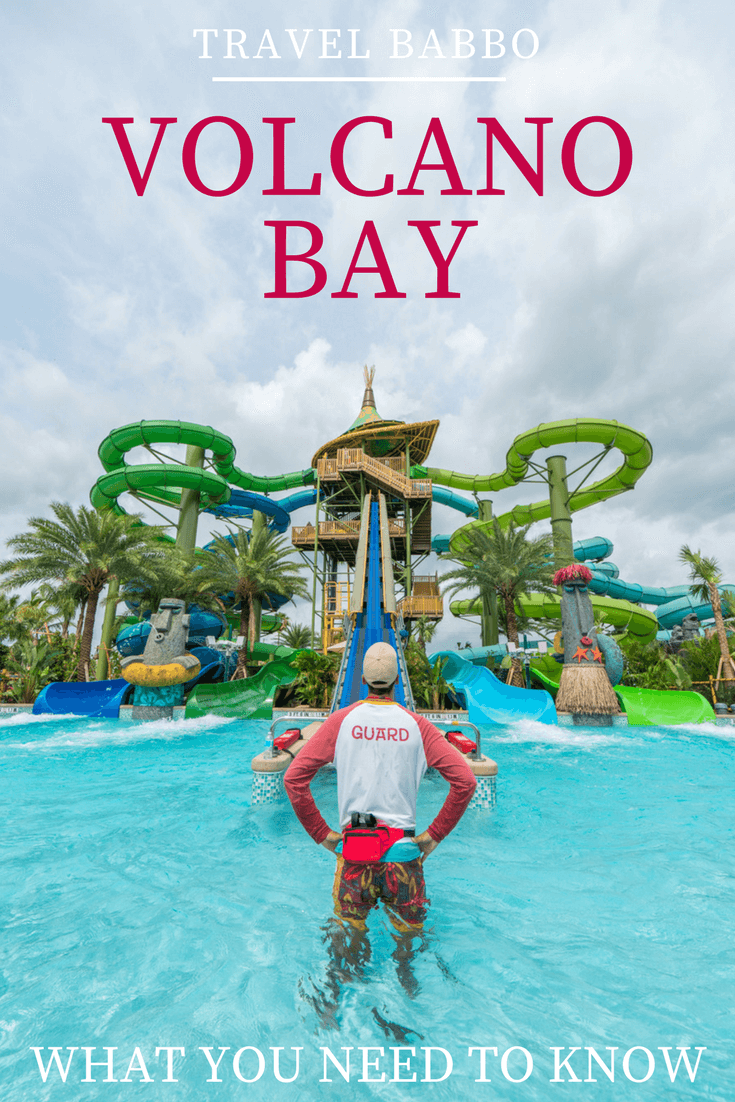 Everything You Need To Know About Universal Orlandos Volcano Bay Including Ride Descriptions Where