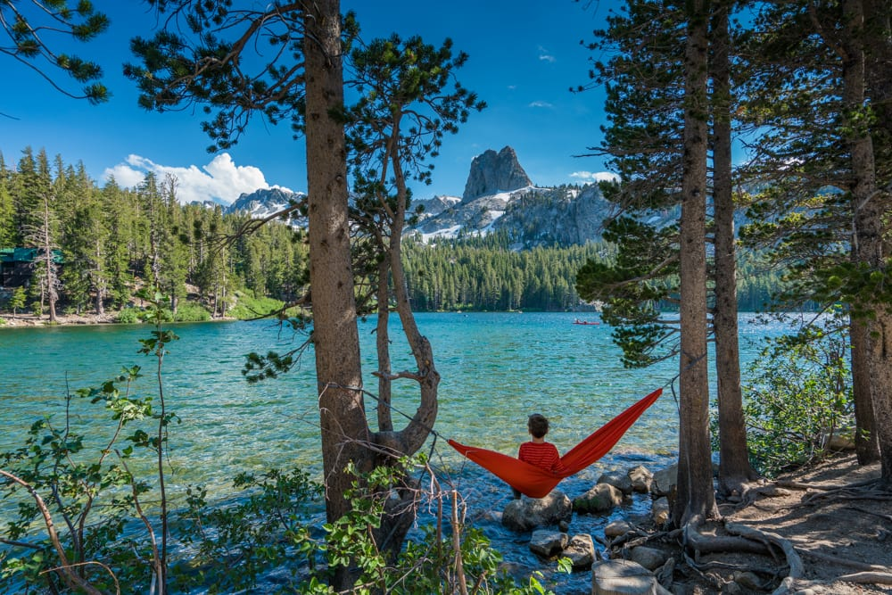 Mammoth Lakes, California: Three Days of Adventure