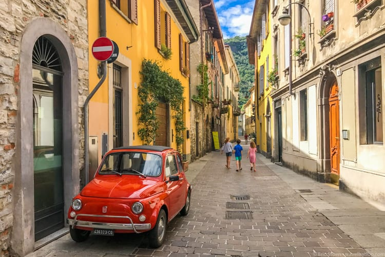 Travel advice: Running around Como
