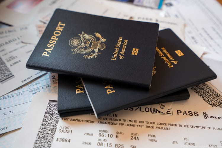 travel advice: Check your passport expiration dates!
