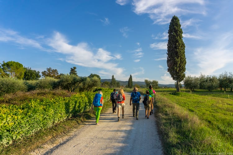 Via Francigena - Hiking the Via Francigena